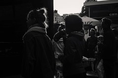 illumination... Stadtfest Sankt Georg (chris.bichler) Tags: streetphotography street streetfestival blackandwhitephotography blackwhite bwphoto blackandwhitephoto blackandwhite fujixt10 fujifilm fujixlovers
