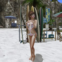 Designer Showcase July Part 2 1 (Treycee Melody) Tags: designershowcase event shopping skins shape makeup lips nails swimwear colorhud fashion style secondlife backdropcove