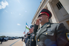 190712-D-SV709-0228 (Office of the Secretary of Defense - Public Affair) Tags: actingsecretaryofdefense departmentofdefense marktesper pentagon secdef dod esper kurbanov mark meeting uzbekistan washington dc usa