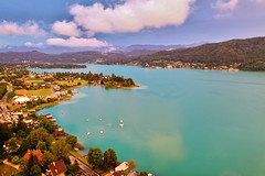 Worthersee (Martin Hlinka Photography) Tags: austria worthersee nature landscape water