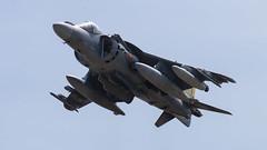 Yeovilton Arrivals Day 2019 - Spanish Navy EAV-8B Harrier II Plus (DaveGray) Tags: spanishnavy eav8b harrieriiplus canoneos70d yeoviltonarrivalsday