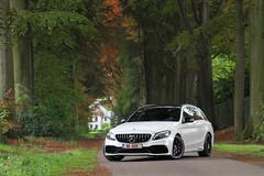Mercedes-AMG C 63 S. (Tom Daem) Tags: mercedesamg c 63 s mercedes mercedesbenz latem sint martens summer spring fall