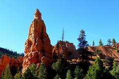 Red Rock - Utah (ivlys) Tags: usa utah redrock scenicbyway12 felsen rock rot red landschaft landscape natur nature ivlys