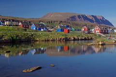 Greenland night (Reinhard.Pantke) Tags: greenland ruhe stille reinhardpantke