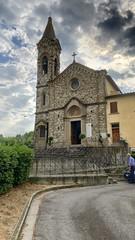 Chiesa di San Michele a Tegolaia - Grassina (FI)(1) (Maurizio Masini) Tags: italia italy italie italien grassina chiesa church