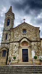 Chiesa di San Michele a Tegolaia - Grassina (FI)(2) (Maurizio Masini) Tags: italia italy italie italien grassina chiesa church