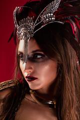 IMG_0815-Edit.jpg (Iain Compton) Tags: fantasy portrait contrast lighting studio nude fashion canon5div model makeup beauty lowkey