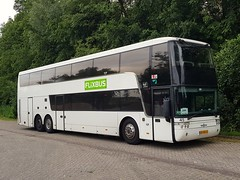 NLD Lanting 45 / Haren (Roderik-D) Tags: vanhool td927 astromega 45 bxrb62 flixbus doubledeckerbus 3axle 2doors coach reisebus dieselbus 2006 flixbus244