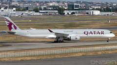 Qatar Airways A350-1041 msn 266 (dn280tls) Tags: qatar airways a3501041 msn 266 fwzgy a7anj a35k a350xwb