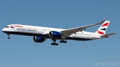 British Airways A350-1041 msn 326 (dn280tls) Tags: british airways a3501041 msn 326 fwzfh gxwba a35k a350xwb
