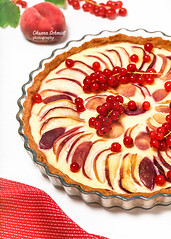 (sch.o.n) Tags: above background baked berry breakfast cake celebrate celebration colorful cooking cream crust cuisine currant delicious dessert diet donut eating flat food french fresh freshness fruit fruits gourmet healthy holiday homemade isolated juicy lunch meal organic pastry peach pie plate red ripe summer sweet tart tarte tasty top traditional view white