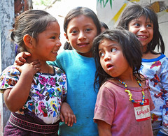 C&D09 (PuraVida Photo) Tags: rxiin guatemala atitlan development womenshealth internationaldevelopment indigenous indigenouswoman grassrootsdevelopment film kodachrome rxiintnamet girls midwives interamericanfoundation