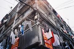 F1070032 (dying slowly) Tags: hochiminh vietnam atmosphere analog apartment building street streetphotography klassew fujifilm kodak