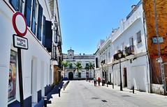 2019-05-30 Hiszpania - Puerto de Santa Maria (119) (aknad0) Tags: hiszpania puertodesantamaria miasto architektura budynki ulica