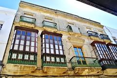 2019-05-30 Hiszpania - Puerto de Santa Maria (116) (aknad0) Tags: hiszpania puertodesantamaria miasto architektura budynki ulica