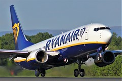 EI-DPX (AnDyMHoLdEn) Tags: ryanair 737 egcc airport manchester manchesterairport 23l