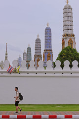 Outside The Walls (Colin Kavanagh) Tags: thailand thai thaiphoto thaitourism thaiphotos lovethailand visitthailand photothailand totallythailand amazingthailand discoverthailand toursimthailand beautifulthailand bangkok discoverbangkok bangkokstreet street streetphotography asia southeastasia grandpalace outside ontheoutside travel travelphotography travelphoto travelling walking tourism tourismauthoityofthailand touristattraction tourists