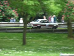 Chris Woolley - 1971 Ford Escort (BenGPhotos) Tags: 2019 motorsportatthepalace crystalpalace park sports car race racing motorsport sport chris woolley 1971 ford escort mk1 rs2000 ahs735j