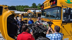 Montgomery County Propane Bus Tour (TNCleanFuels) Tags: propane autogas tennessee clarksville montgomery county cmcss school bus buses tour clean cities fuels etcleanfuels children kids healthier less emissions cost savings maintenance headaches 2019 ricky phillips partners learning
