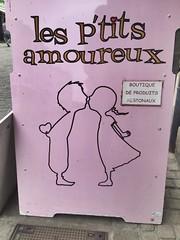 Les petits amoureux (nic0v0dka) Tags: cute love amor rica rico amour amore liebe mignon kawai kiss lovers kuss baiser amoureux amoroso