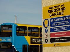 Ringsend Rules (ee20213) Tags: volvo gemini dublinbus gt112 busathacliath ringsendgarage 132d6262 ireland wrighteclipse