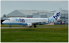 (Riik@mctr) Tags: manchester airport egcc gfbjb ringway airfield runway hangar flybe embraer 170175 msn 327