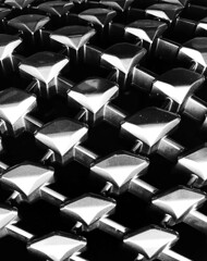IMG_8279.bw (DanaStyber) Tags: metalgrill lexus patternandtexture dxonikcollection silverefexpro blackandwhite monochrome cars automobile design reflection lightandshadow