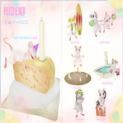MadPea Pet Friends Fair - HIDEKI! (MadPea Productions) Tags: madpea productions madpeas pet friends fair pets animal animals event shop shopping accessories decor kawaii cute cuddly