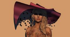 Surrender (Ƈнєуєηηє Sαɗєє (MISS SL ♛ Canada)) Tags: kaostattoo zibska catwa maitreya makeup cosmetics couture models portraits tattoos avantgarde runway unikevent