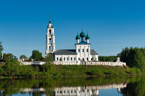 Volga River 182 ©  Alexxx Malev