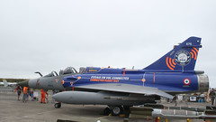 Connected Flight Test (ƒliçkrwåy) Tags: dassault mirage 2000 2000d dga 676 cazaux aircraft military aviation
