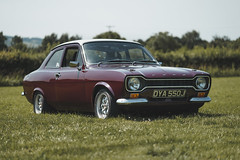 *** (Lee|Ratters) Tags: sony a7 fe85 85mm ford escort mk1 pintod classic car weekender retro ride