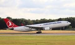Turkish Airlines, TC-LNB, MSN 704, Airbus A 330-203, 12.07.2019, HAM-EDDH, Hamburg (Named: Konya) (henryk.konrad) Tags: turkishairlines tcjnb msn704 airbus a332 330203 hameddh hamburg henrykkonrad konya