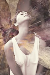 tereza ferraz (Tereza Ferraz) Tags: doubleexposure creativephotos delicate softness overlays transparency