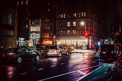 Winter night at home (Arutemu) Tags: a7rii chiyokosuperrokkor45mmf28 ilcea7rii minolta sony sonya7rii sonya7rmarkii techartlmea7afadapter mirrorless night nighttime nyc newyork ny newyorkcity nightshot nightview nightstreet nightfall city cityscape ciudad citylights manhattan street chelsea urban usa us unitedstates アメリカ 米国 美国 紐育 ニューヨーク ニューヨーク市 マンハッタン 都市 都市景観 都市の景観 街 町 風景 光景 夜景 見晴らし 夜 夜光 夜の町 夜の街