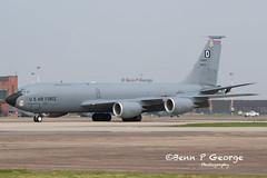 KC135R-D-63-8019-16-4-11-RAF-MILDENHALL-(1) (Benn P George Photography) Tags: rafmildenhall 16411 bennpgeorgephotography c17a mcchord 021107 kc135r d 623499 638019 macdill 638027 mcdonnelldouglas boeing usairforce usaf nikon d300s nikon7020028