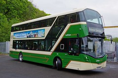 VOLVO B5 LH Wright Eclipse Gemini 3 - Lothiancountry (scotrailm 63A) Tags: buses coaches lothian country