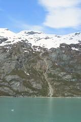 Glacier Bay National Park (Stabbur's Master) Tags: usnationalpark nationalpark alaska alaskainsidepassage alaskacruise sealaska cruising cruise carnivalcruiseline glacierbaynationalpark waterfall alaskawaterfall glacierbaywaterfall