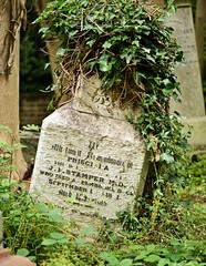 Highgate June 19 - 20 (Lostash) Tags: graves tombs gravestones tombstones burials death cemetary highgatecemetary london graveyards uk