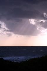 Die Sonne setzt sich durch (sveweg) Tags: natur sonne wolken himmel azur urlaub holidays dänemark romantik
