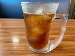 oolong tea(烏龍茶) (Hideki-I) Tags: drink glass iphone kansai japan tea bokeh