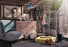 To love at all is to be vulnerable (Trixie Lanley) Tags: uber dustbunny tarte tlc theliaisoncollaborative mudhoney fameshed consignment zencreations ayla anthem secondlife homedecor soy ariskea hive