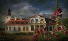 ~~~ 18th century manor house, Poland ~~~ (jmb_germany) Tags:
