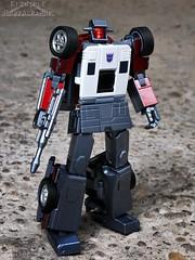 XTransbots Flipout (Klinikle) Tags: transformers masterpiece wildrider stunticon decepticon xtransbots flipout cybertron vectorsigma ferrari gtb