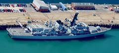 RX302794 (gosport_flyer) Tags: pompey sea ship warship docks hmnb dockyard rn