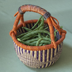 20190712 Basket with Green Beans (Dolores.G) Tags: 365the2019edition 3652019 day193365 12jul19
