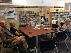 Book Discussion Group (Santa Cruz Public Libraries) Tags: scpl santacruzpubliclibraries santacruz santacruzpubliclibrary liveoaklibrary liveoakbranchlibrary liveoakbranch liveoak liveoakpubliclibrary bookgroup bookdiscussiongroup bookdiscussion adultprograms adults