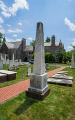 St Peter's Episcopal mary hedges second wife of stephen vail-02677 (Visual Thinking (by Terry McKenna)) Tags: st peters morristown