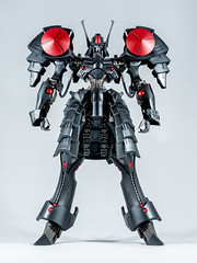DSC01512 (KayOne73) Tags: sony a7riii nikon 40mm f 28 micro macro lens black knight fss five star stories volks ims plastic injection molded kit robot mecha mortar headd plamo batsh vatsu
