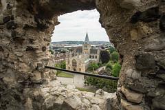 DSC_0052 (SubExploration) Tags: rochestercastle rochester castle explore medieval
